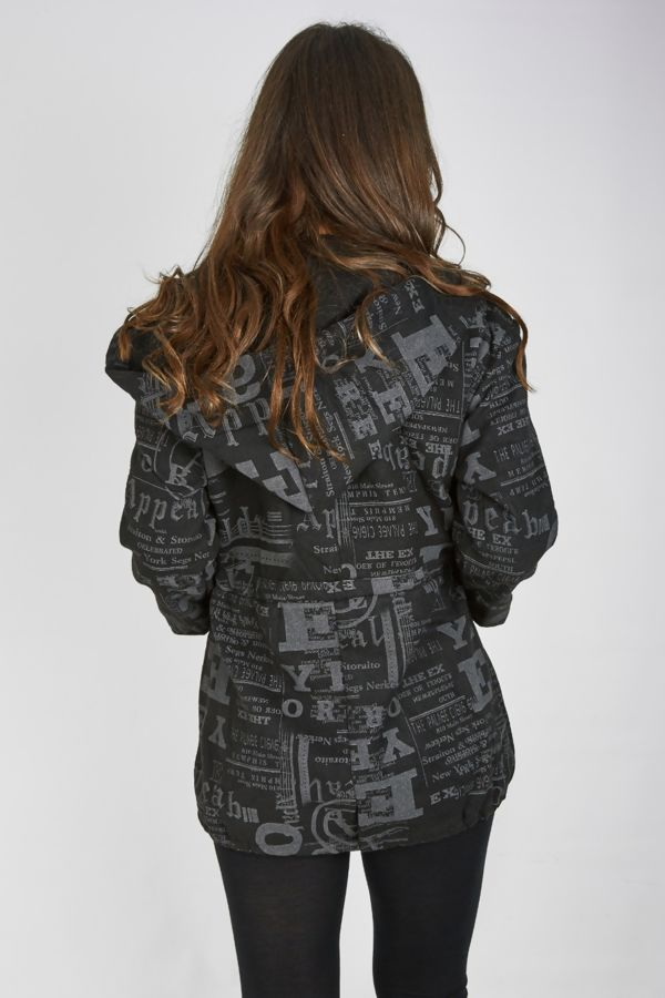 Doddle Slouch Coat