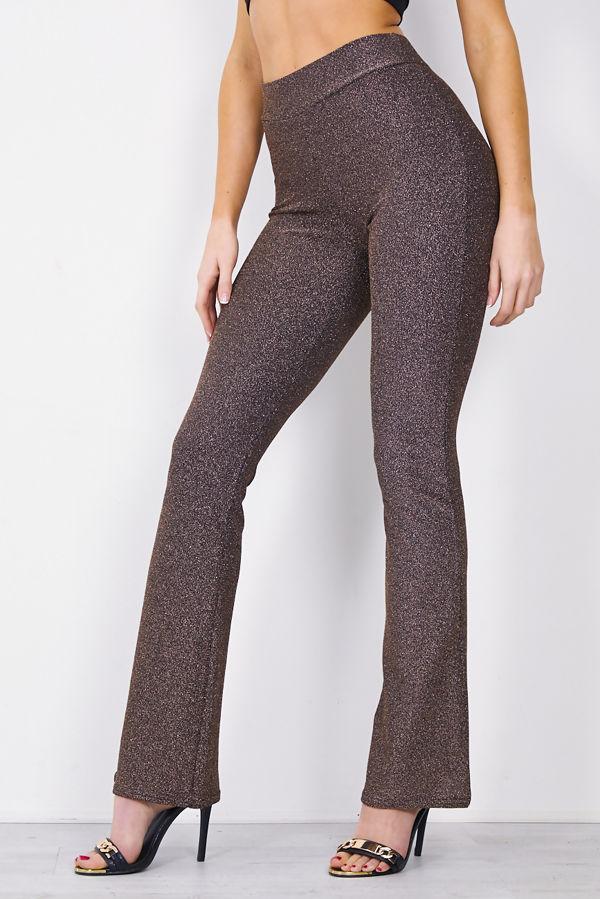 Gleam Wide Leg Trouser