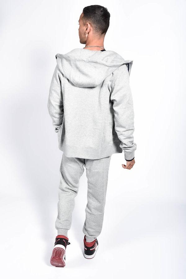 Grey Nike Air AW77 Fleece Tracksuit