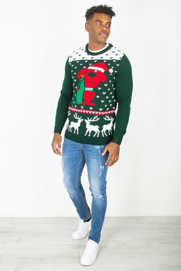Grumpy Christmas Jumper