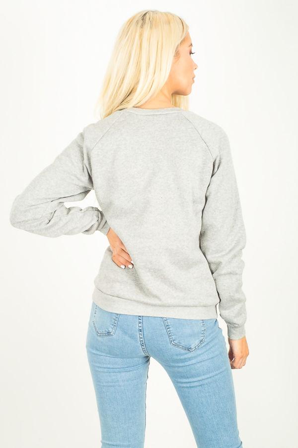 Grey Ho Ho Prosecco SweatShirt