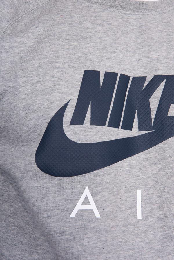 Grey Nike Air AW77 Heritage Fleece Tracksuit