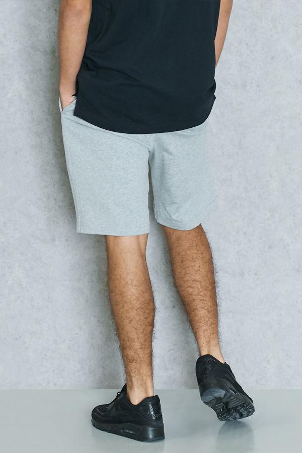 Grey Nike Crusader Shorts
