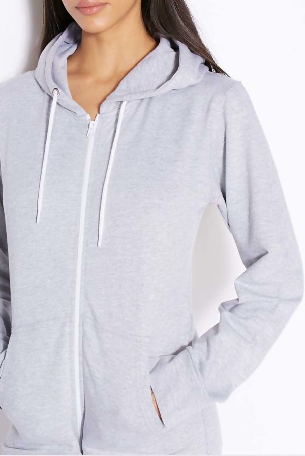 Light Grey Jersey Plain Onesie