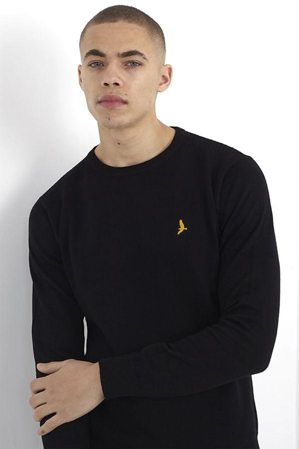 Lightweight Knitted Crew Neck Jumper
