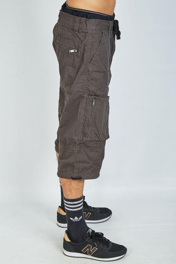 Long Cargo Shorts