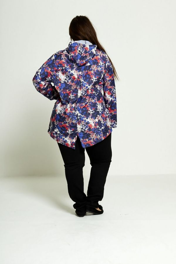 Multi Printed Mac Raincoats