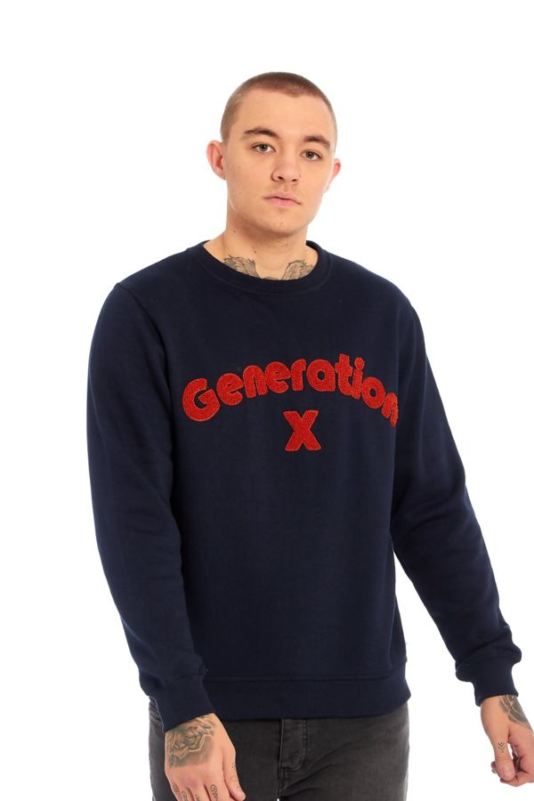 Navy Generation X Sweatshirt