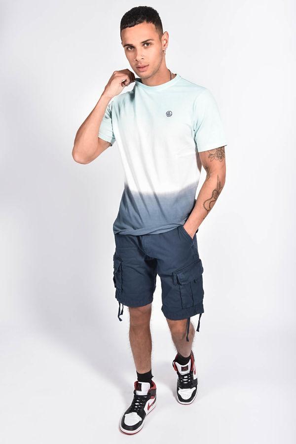 Navy Manchester Utility Shorts