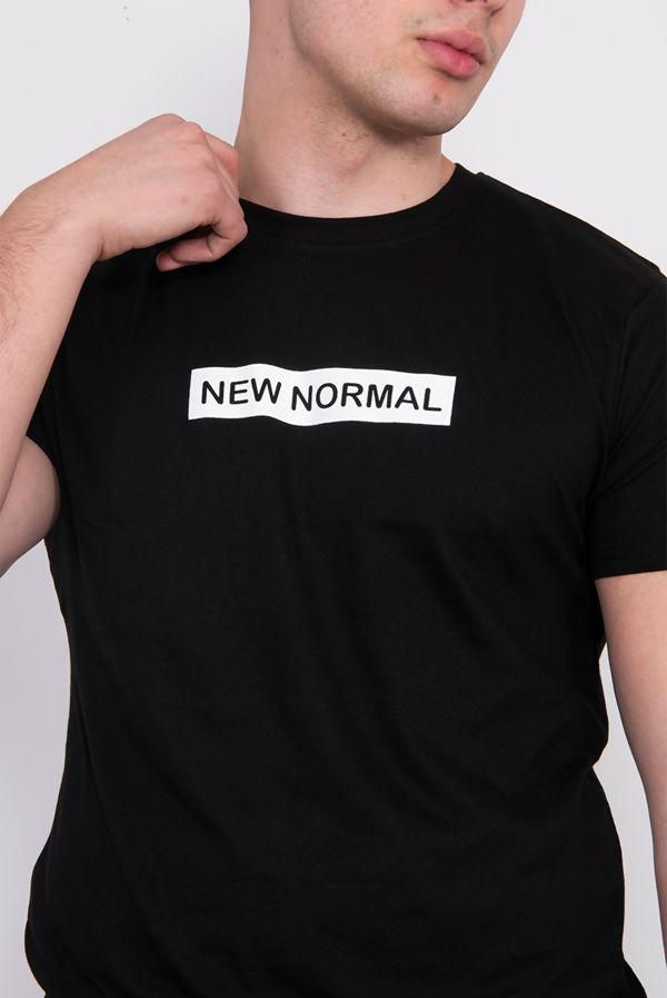 New Normal Crew Neck T-Shirt