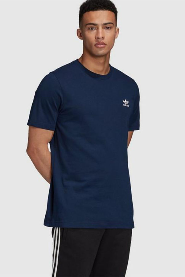 Navy Adidas Originals Essential T-Shirt