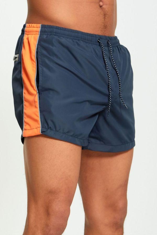 Panel Swim Shorts