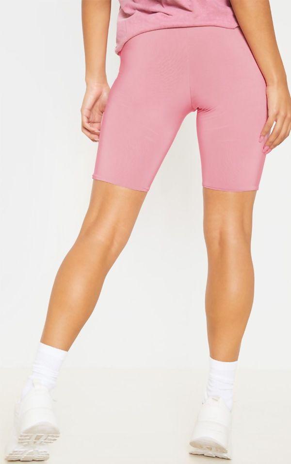 Pink Slinky Cycling Shorts