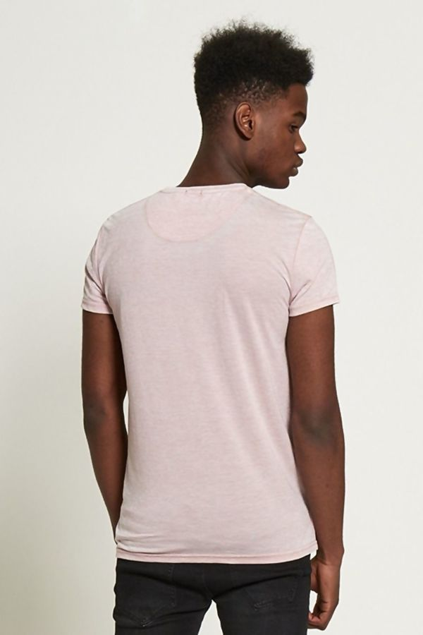 Pink Washed Out T-shirt
