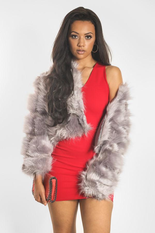 Red Basic Dress