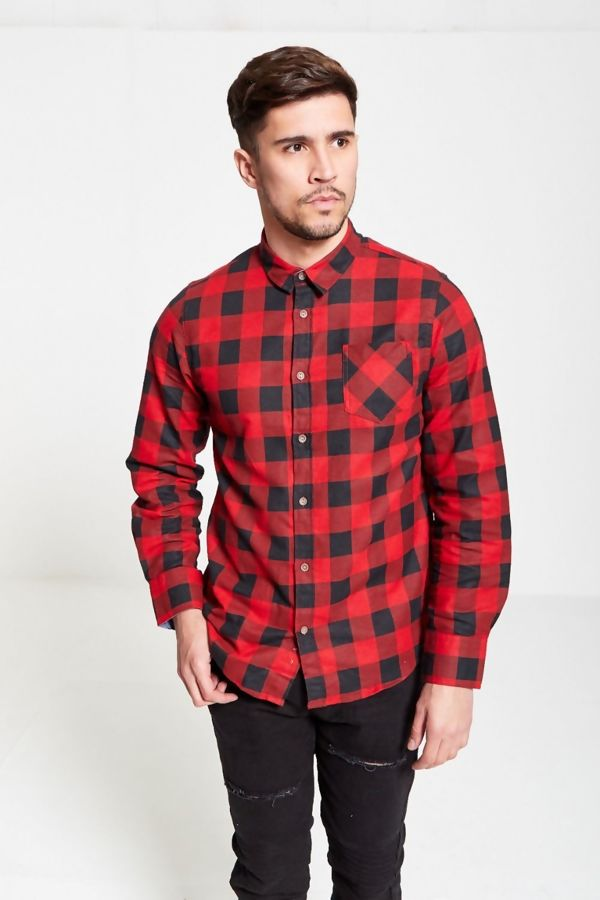 Red Jack Checked Shirt