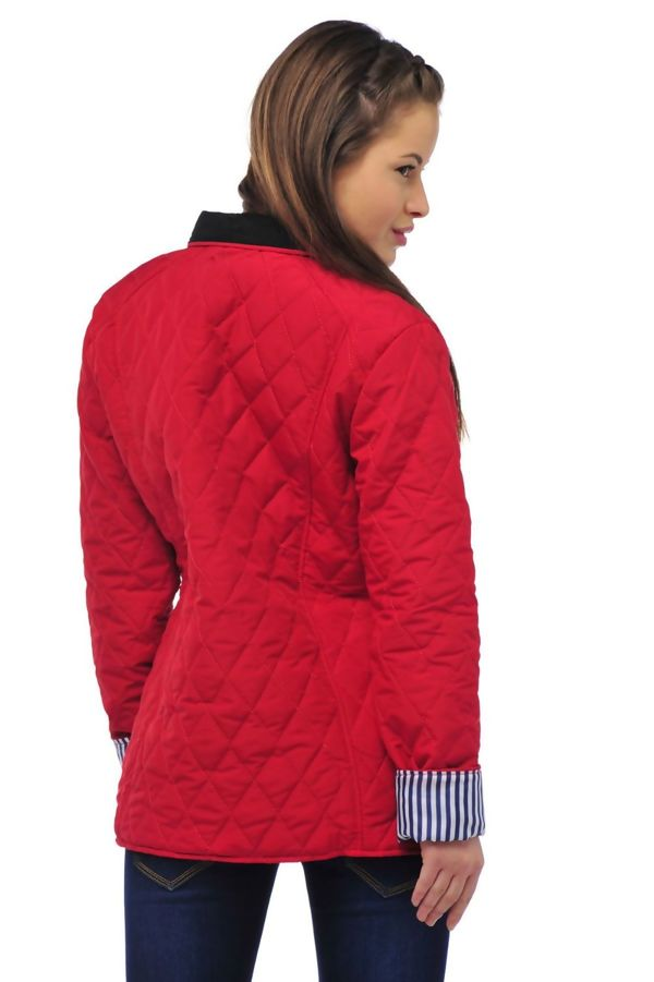 Red Urban Diva Jacket