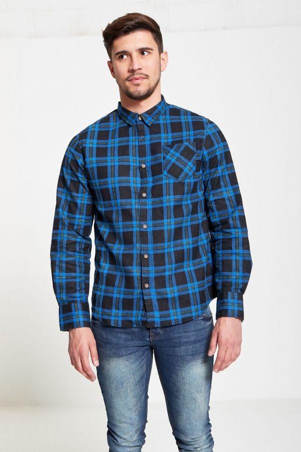 Royal Checked Shirt