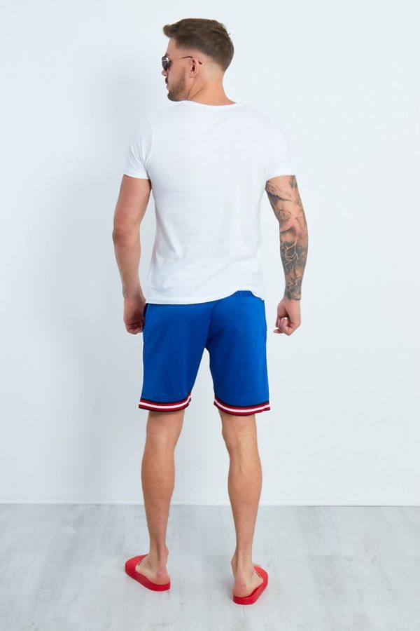 Royal Urban Contrast Tape Short