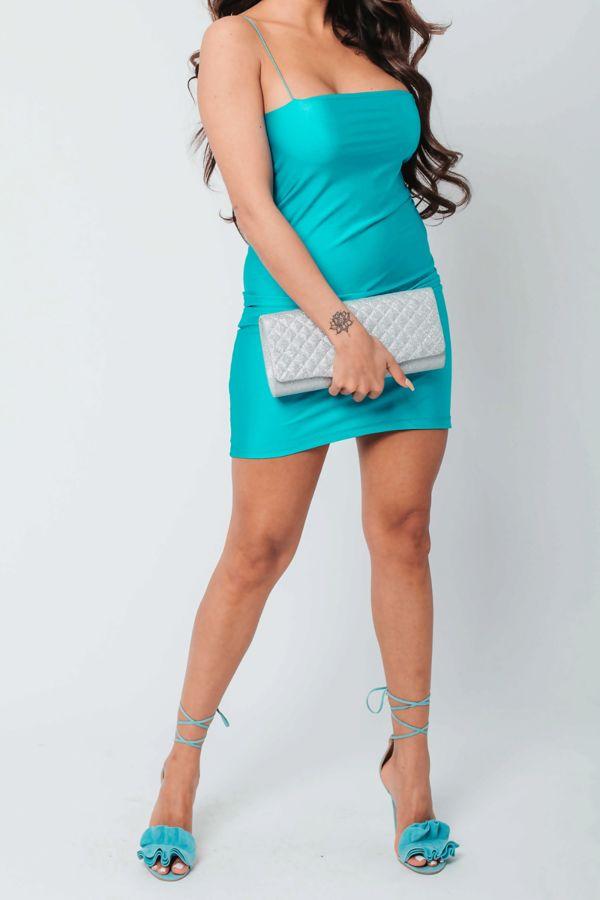 Slinky Cami Dress