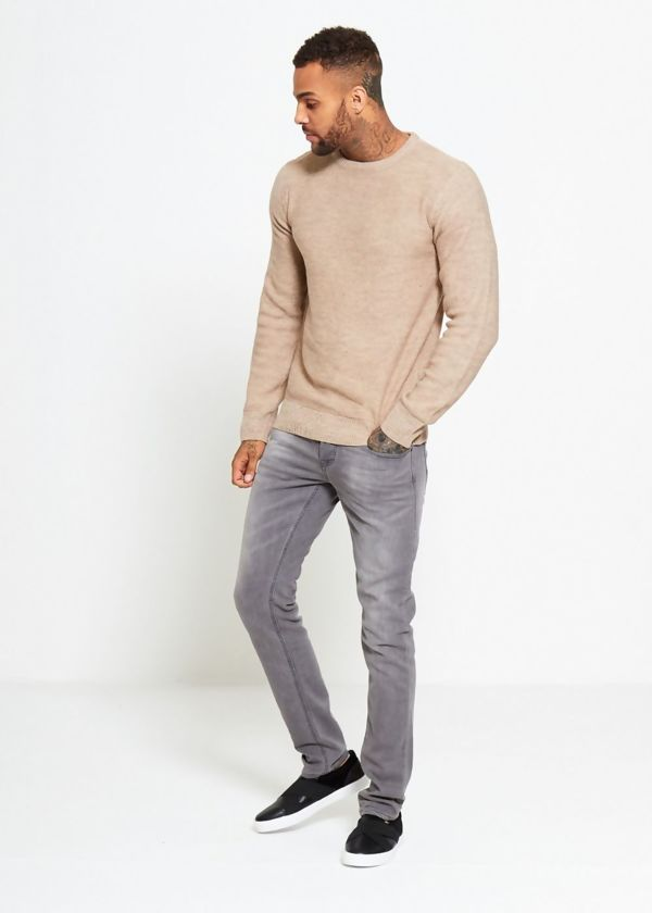 Stone Sample Knitted Jumper