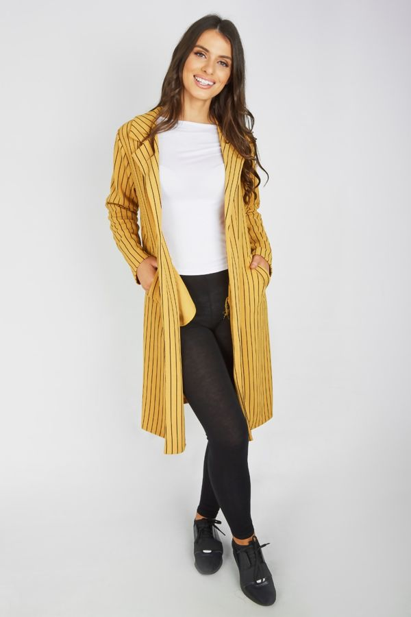 Striped Blaze Cardigan