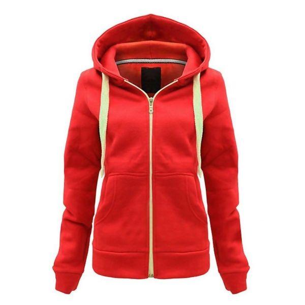 Teal Basic Hooded Jacket