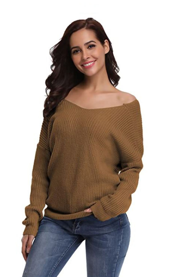 Twist Knit Jumper