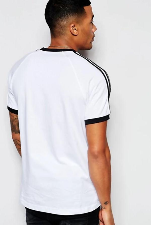 White Adidas California Originals Sport Essential T-Shirt