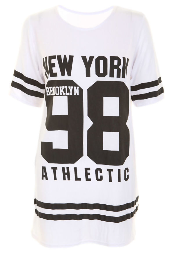 Denim New York 98 Oversize T-Shirt