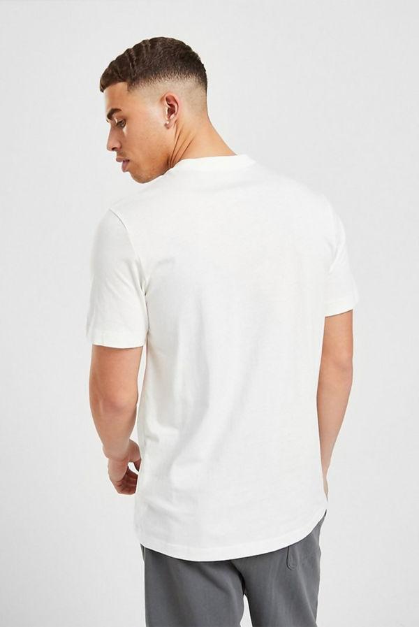 White Nike Club T-Shirt