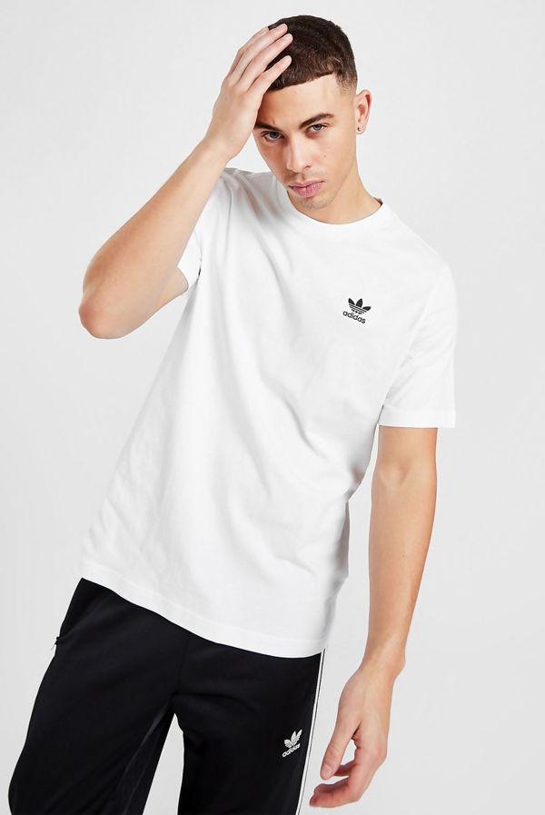 White Adidas Originals Essential T-Shirt