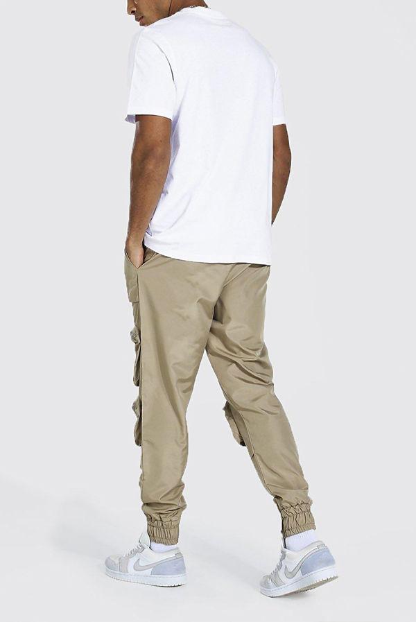 White Basic Crew Neck T-Shirt