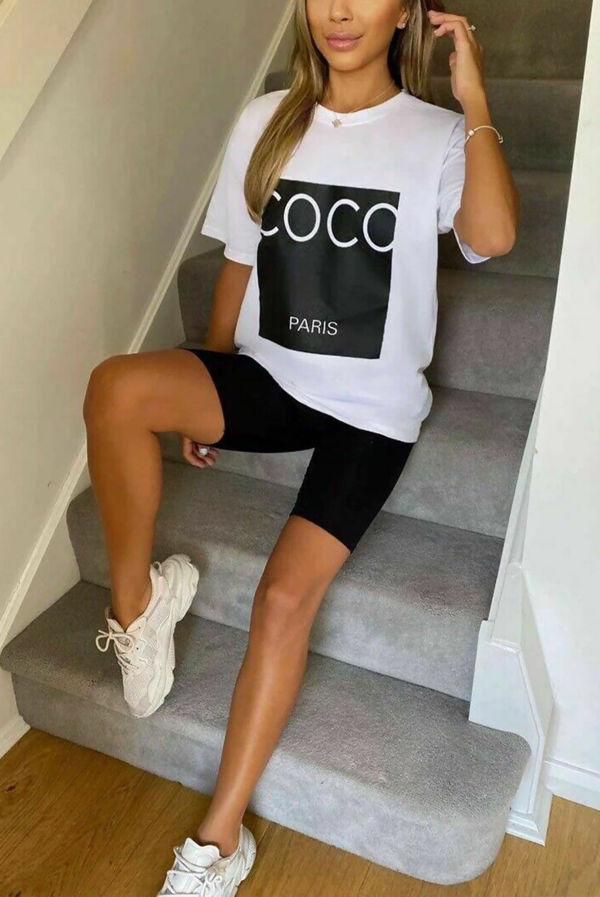 COCO Oversized Tee