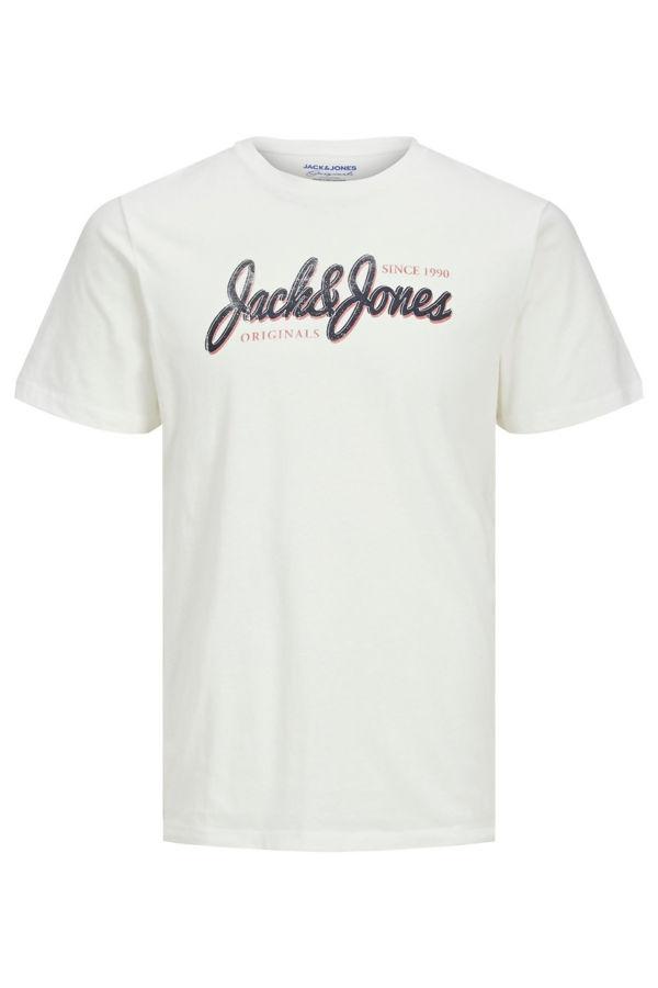 White Jack & Jones Jorversion Tee