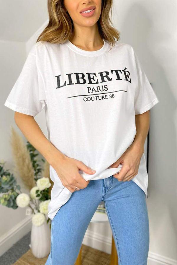 Liberte Oversized Tee