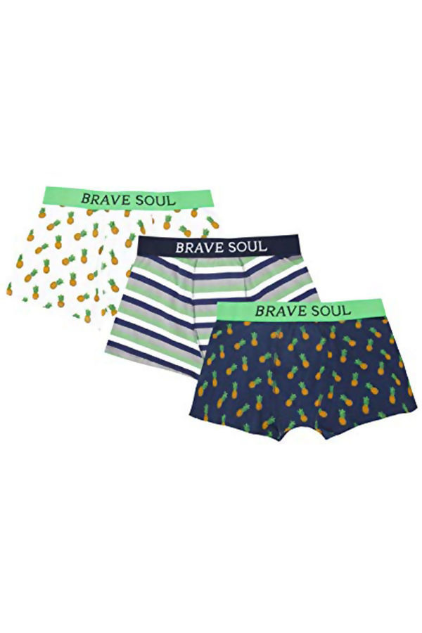 Multicolour Printed Boxer Shorts